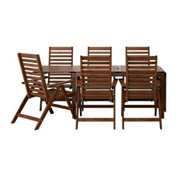 Outdoor Patio Dining Sets Ikea
