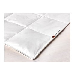 "SÖTVEDEL duvet, cooler Thread count: 252 square inches Length: 86 "" Width: 86 "" Thread count: 252 square inches Length: 218 cm Width: 218 cm"