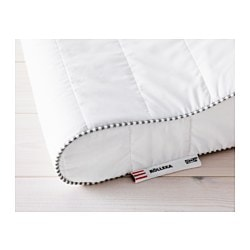 RÖLLEKA, Memory foam pillow