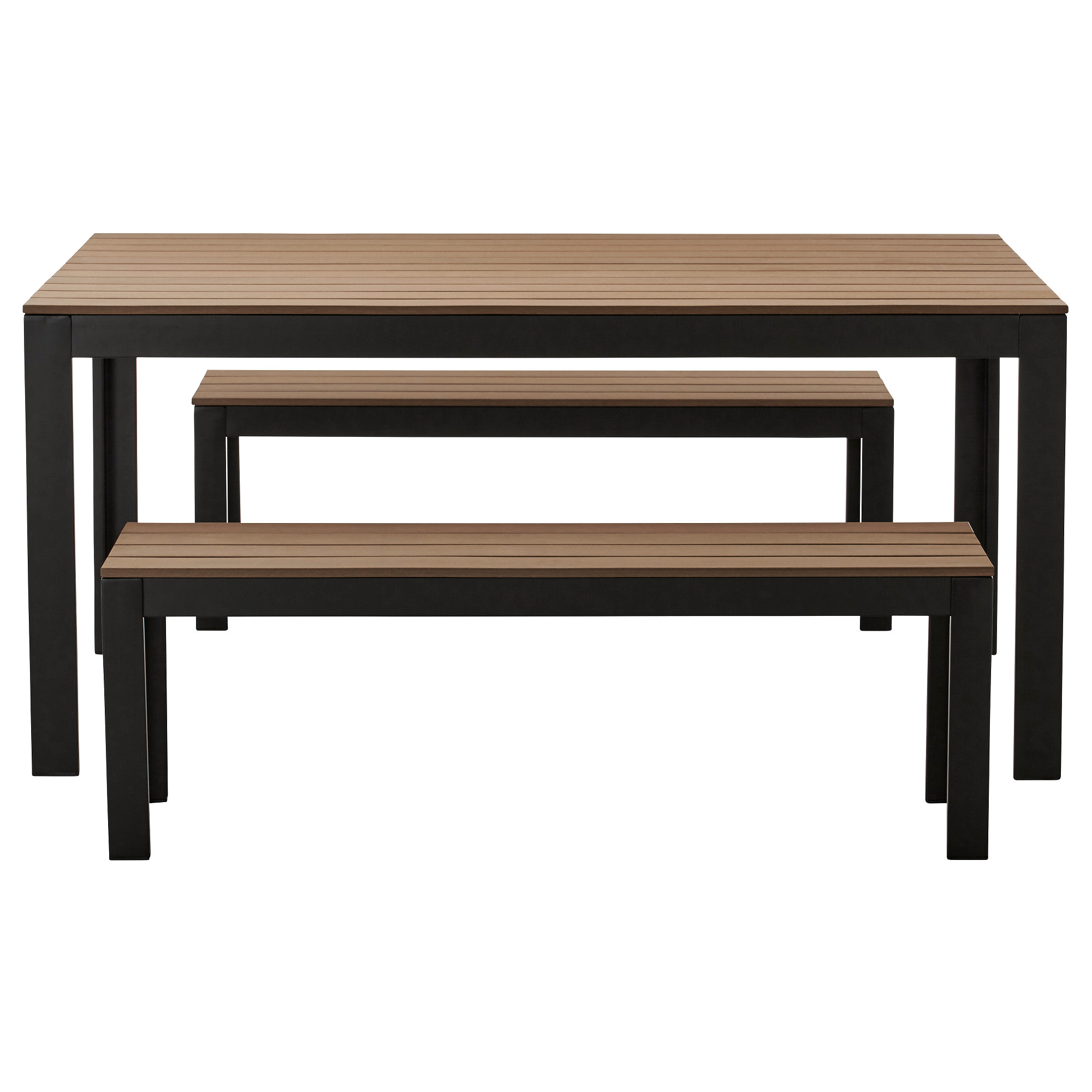 FALSTER Table 2 Benches Outdoor