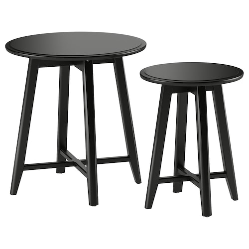 IKEA KRAGSTA Nesting tables, set of 2