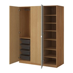 PAX Fitted Wardrobes IKEA amp10