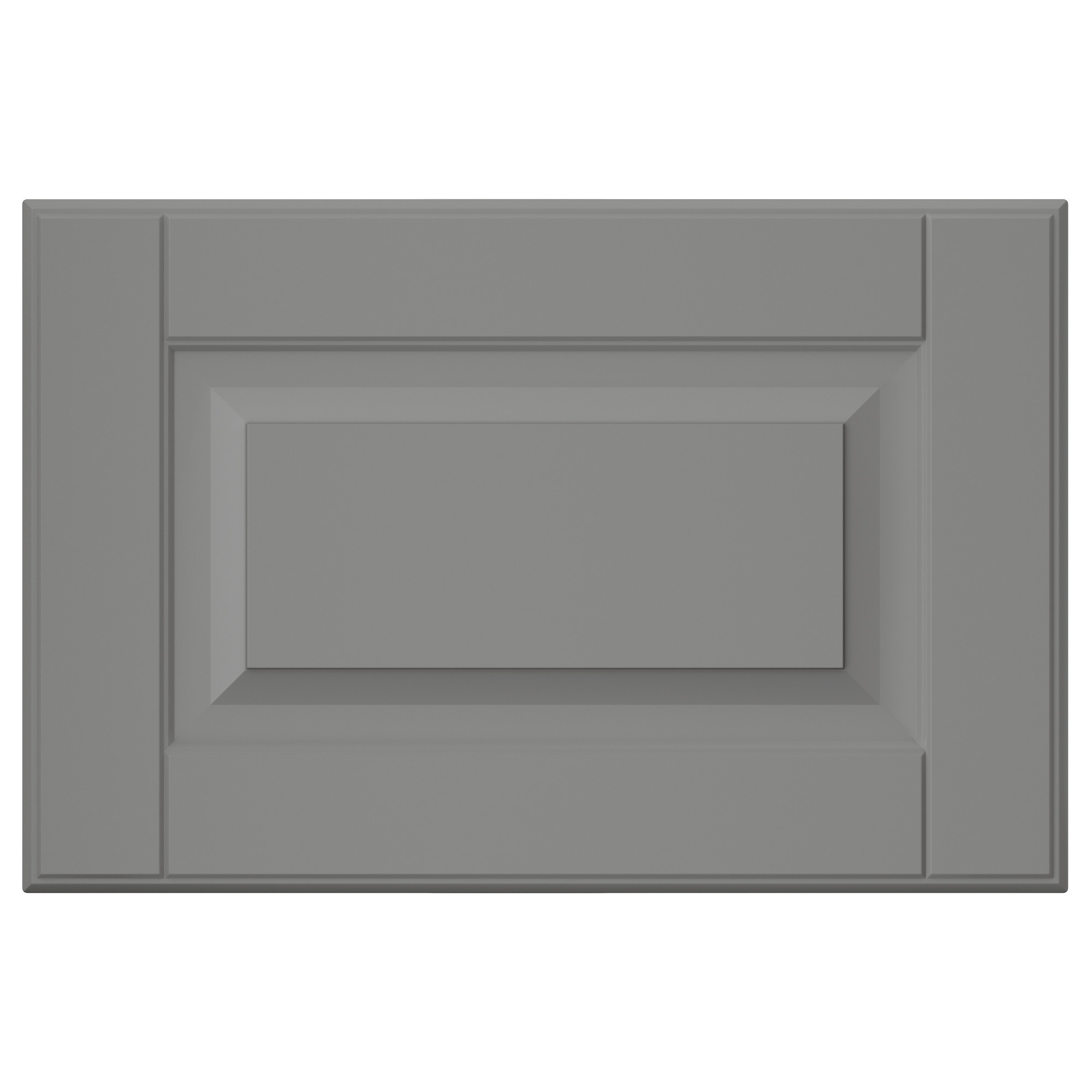 Bodbyn Drawer Front Gray Width 14 7 8 System Height