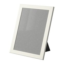 HEMMINGSBO front opening picture frame, white Width: 25 cm Picture, width: 21 cm Picture, height: 30 cm
