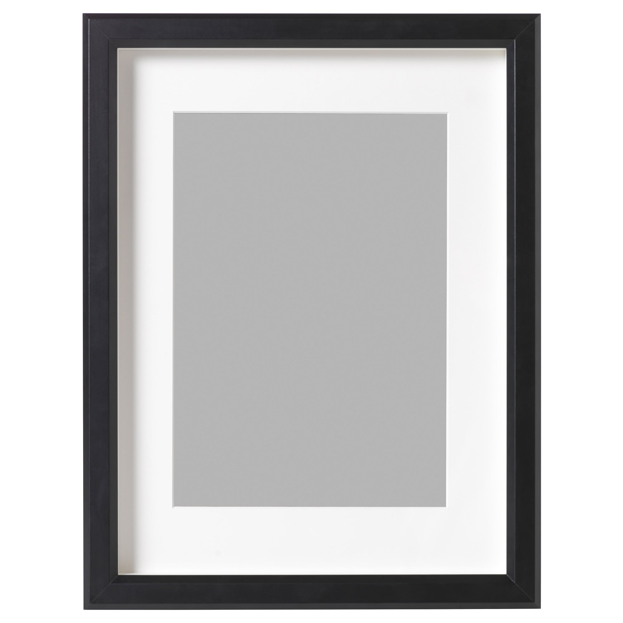 gunnabo frame black picture without mat width 12 picture without mat