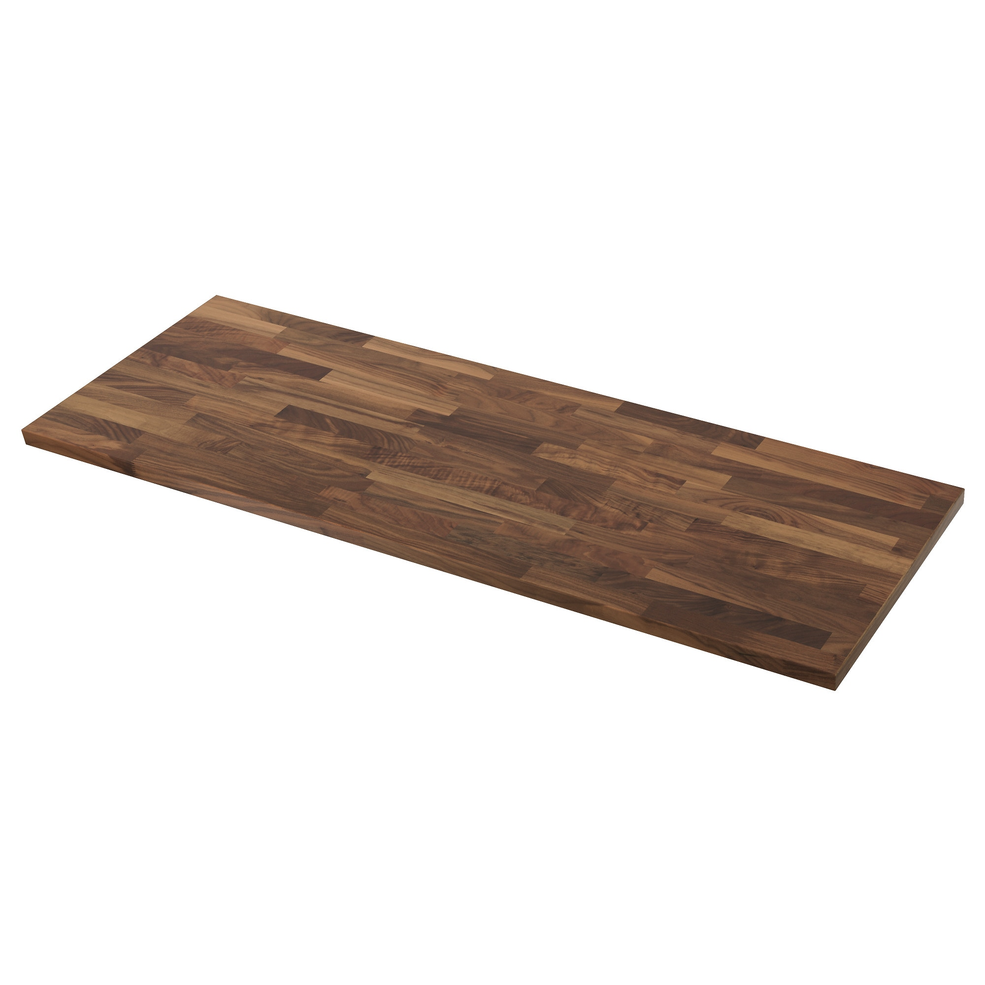Karlby Countertop For Kitchen Island Walnut Length 74 Depth 42 Thickness