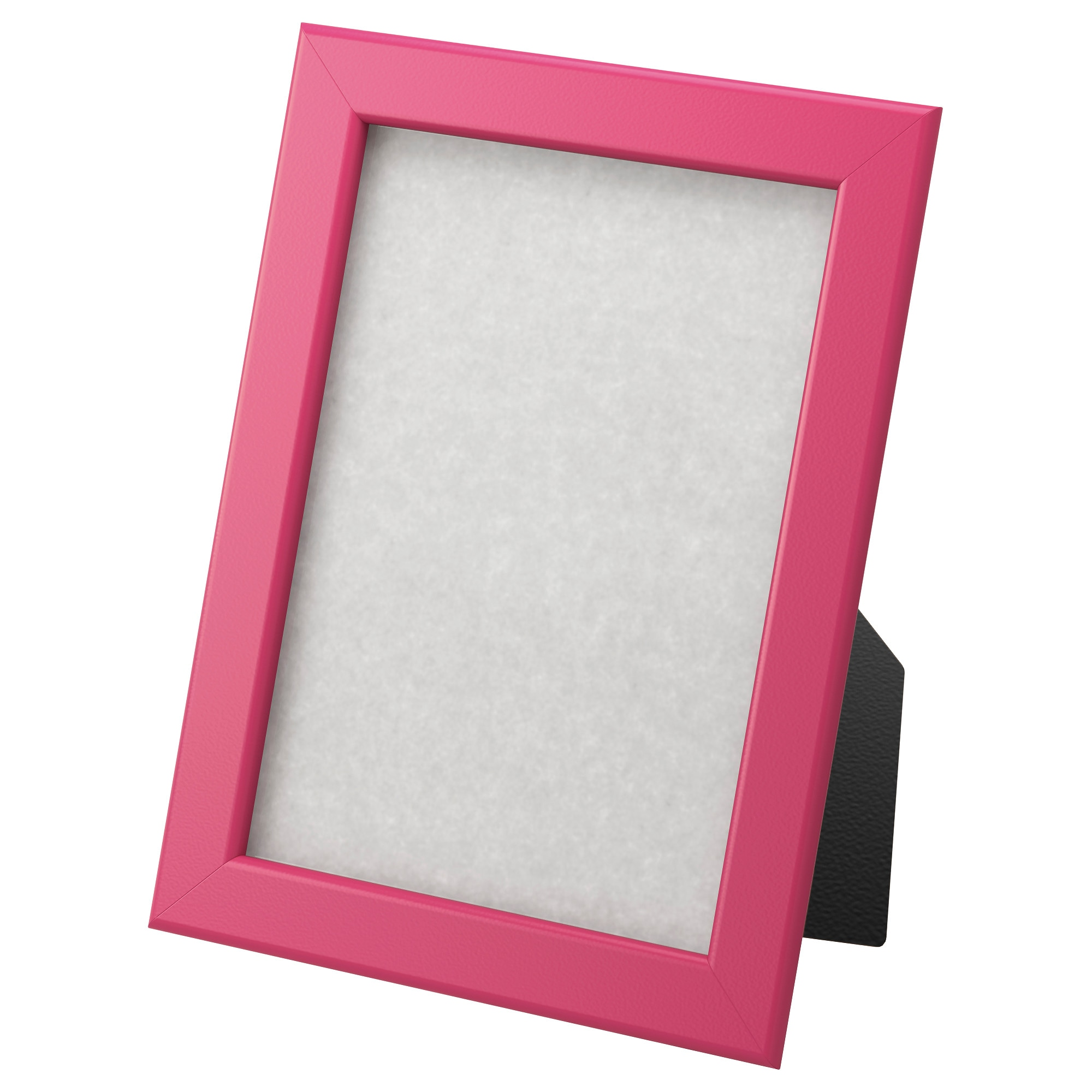 How to frame art prints - Fiskbo Frame Dark Pink Frame Height 8 Picture Width