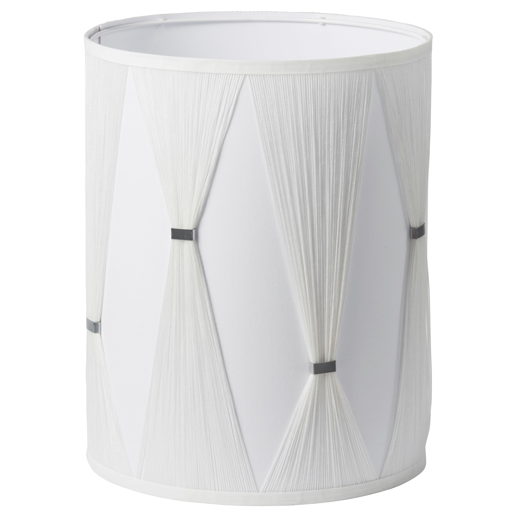 RÄMMEN lamp shade, white Height: 15