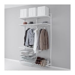 ALGOT Wall upright/rod/shoe organiser ¥ 810.00