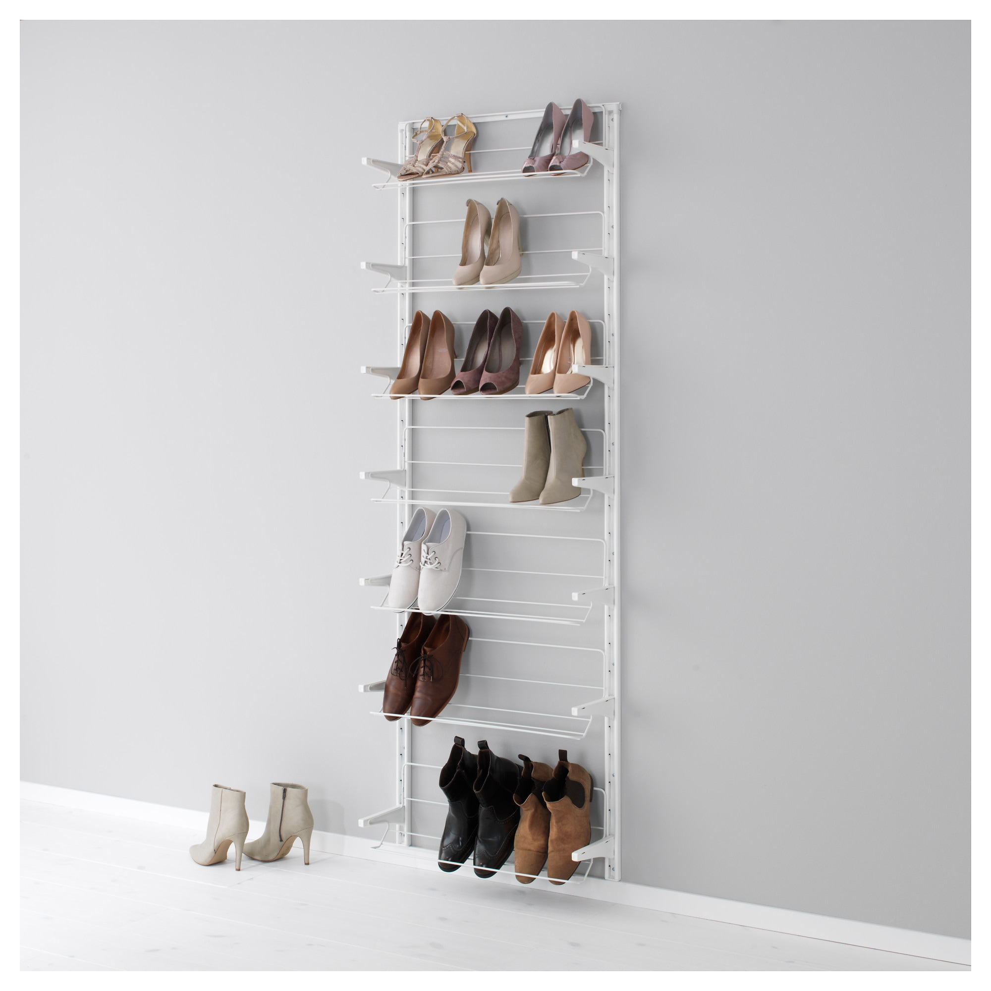 ALGOT Wall upright/shoe organizer - IKEA
