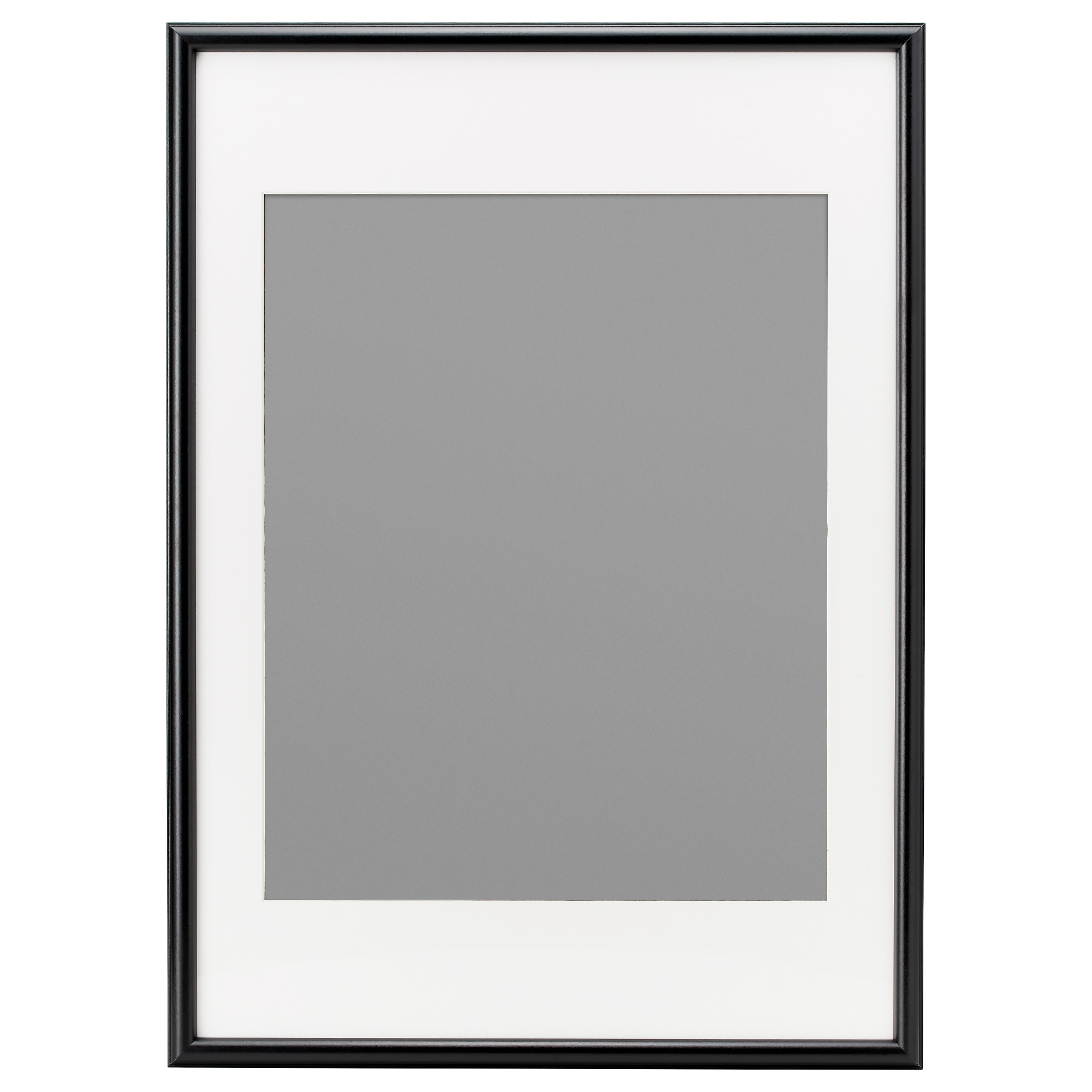 marietorp frame black picture without mat width 19 picture without mat