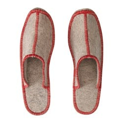 RYSSBY 2014 slippers, assorted colours assorted sizes Length L/XL: 33.5 cm Length S/M: 30 cm