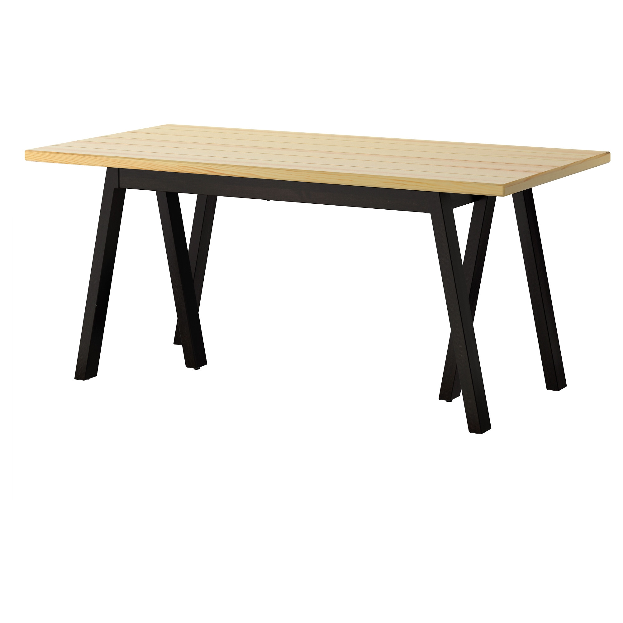 Table ronde noire ikea acheter en ligne table ronde for Table ronde ikea