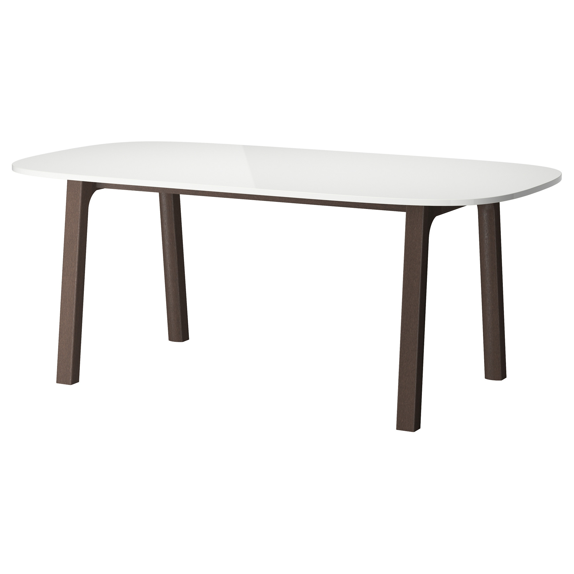OPPEBY Table   Västanå Dark Brown   IKEA