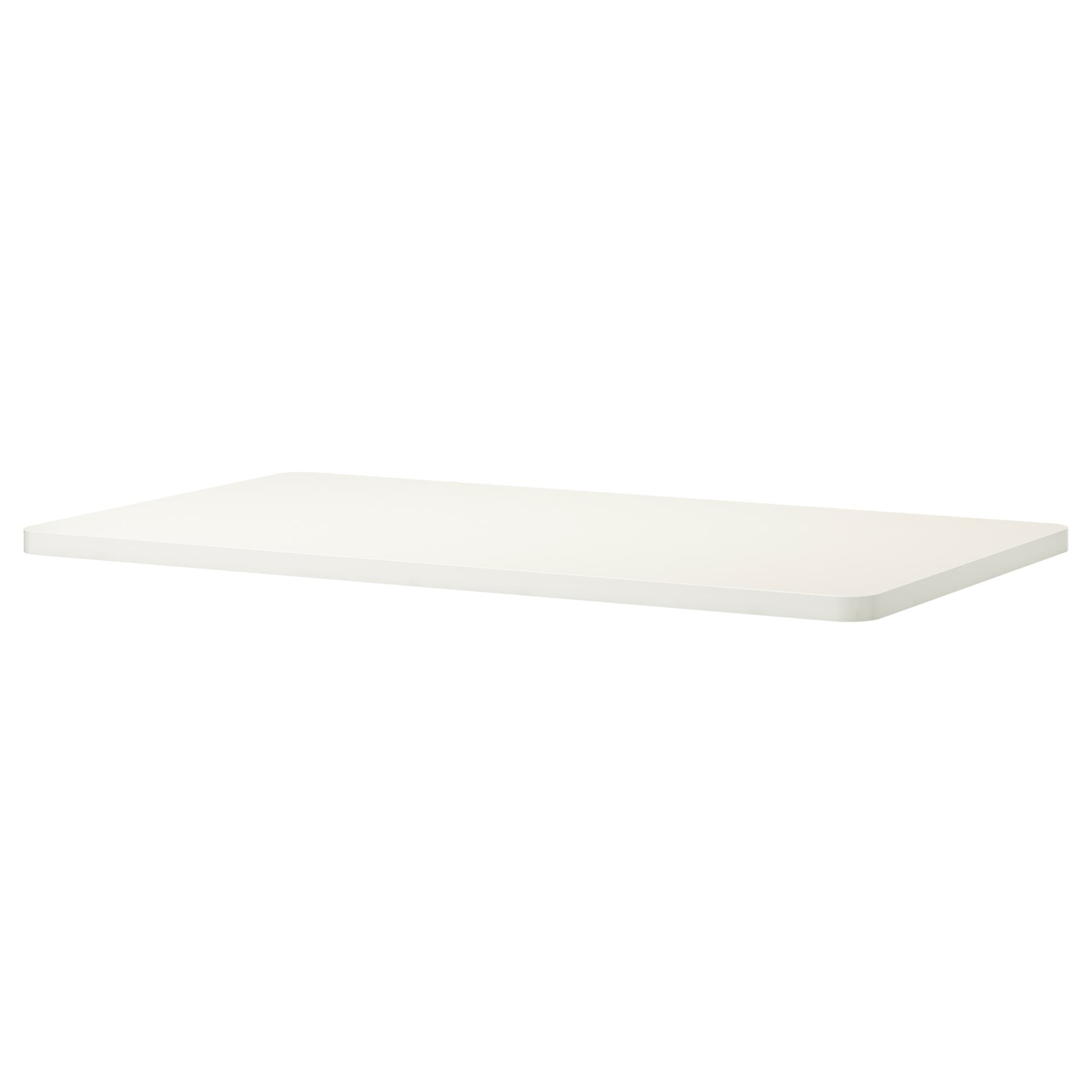 Ikea dining table white - Rydeb Ck Table Top White Length 59 Width 30 3 4