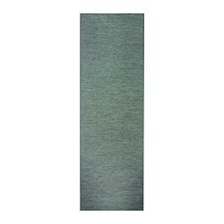 FÖNSTERVIVA panel curtain, green Length: 300 cm Width: 60 cm Weight: 0.50 kg