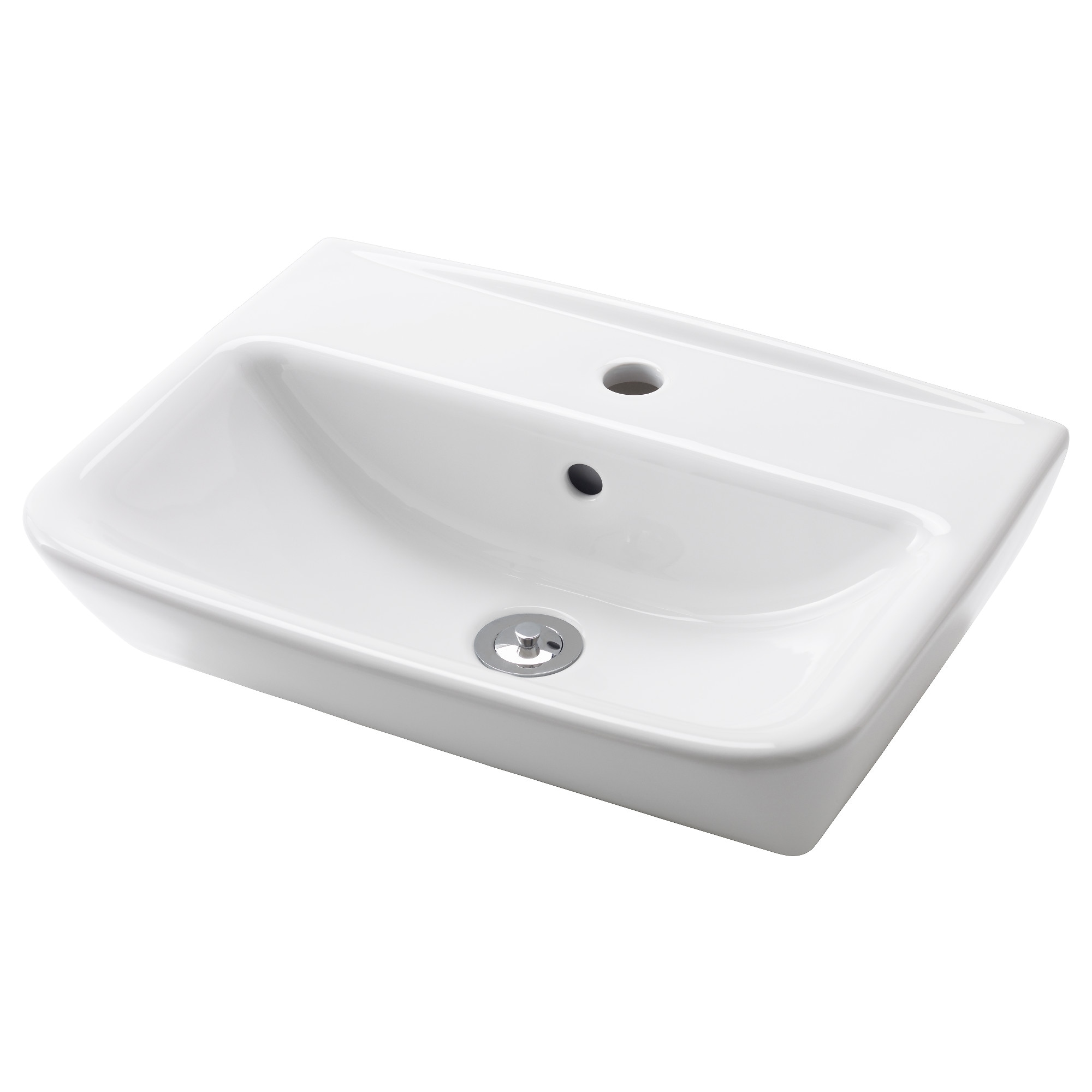 Bathroom sink dimensions mm - Tyngen Sink White Width 20 1 8 Depth 15 3