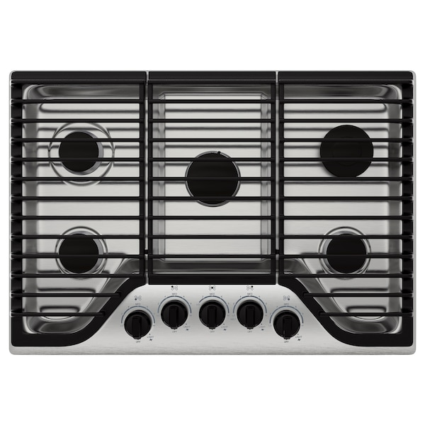 5 Burner Gas Cooktops: FRAMTID 5 Burner Gas Cooktop