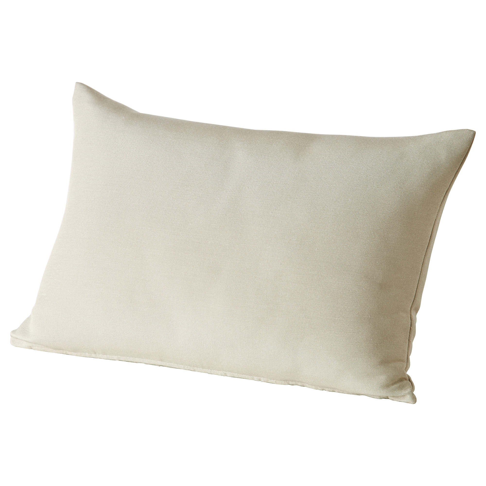 H LL  back cushion  outdoor  beige Width  24   Depth  17   ThicknessOutdoor Cushions   Pillows   IKEA. Exterior Cushions Canada. Home Design Ideas