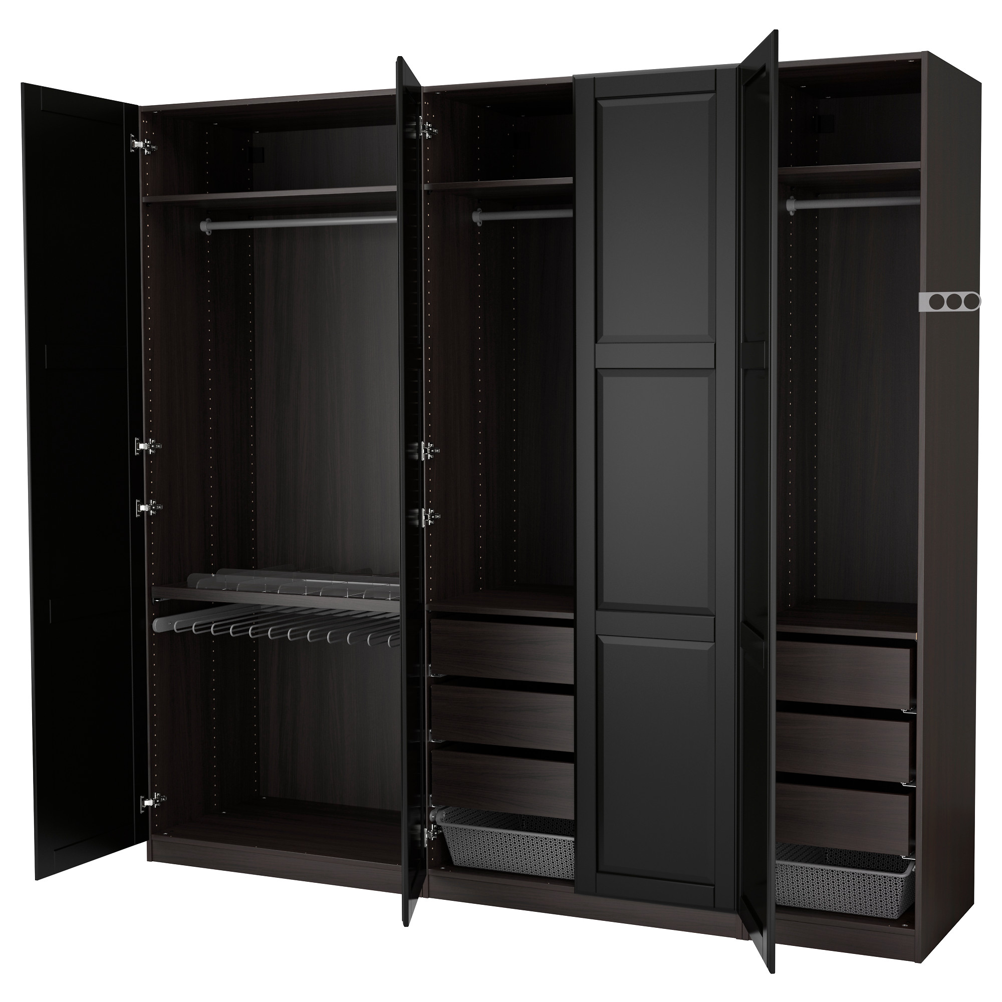 pax wardrobe soft closing hinge 98 3 8x23 5 8x93 1 8 ikea. Black Bedroom Furniture Sets. Home Design Ideas