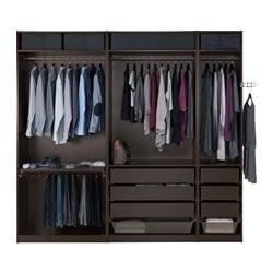 pax system offene kleiderschr nke ikea at. Black Bedroom Furniture Sets. Home Design Ideas