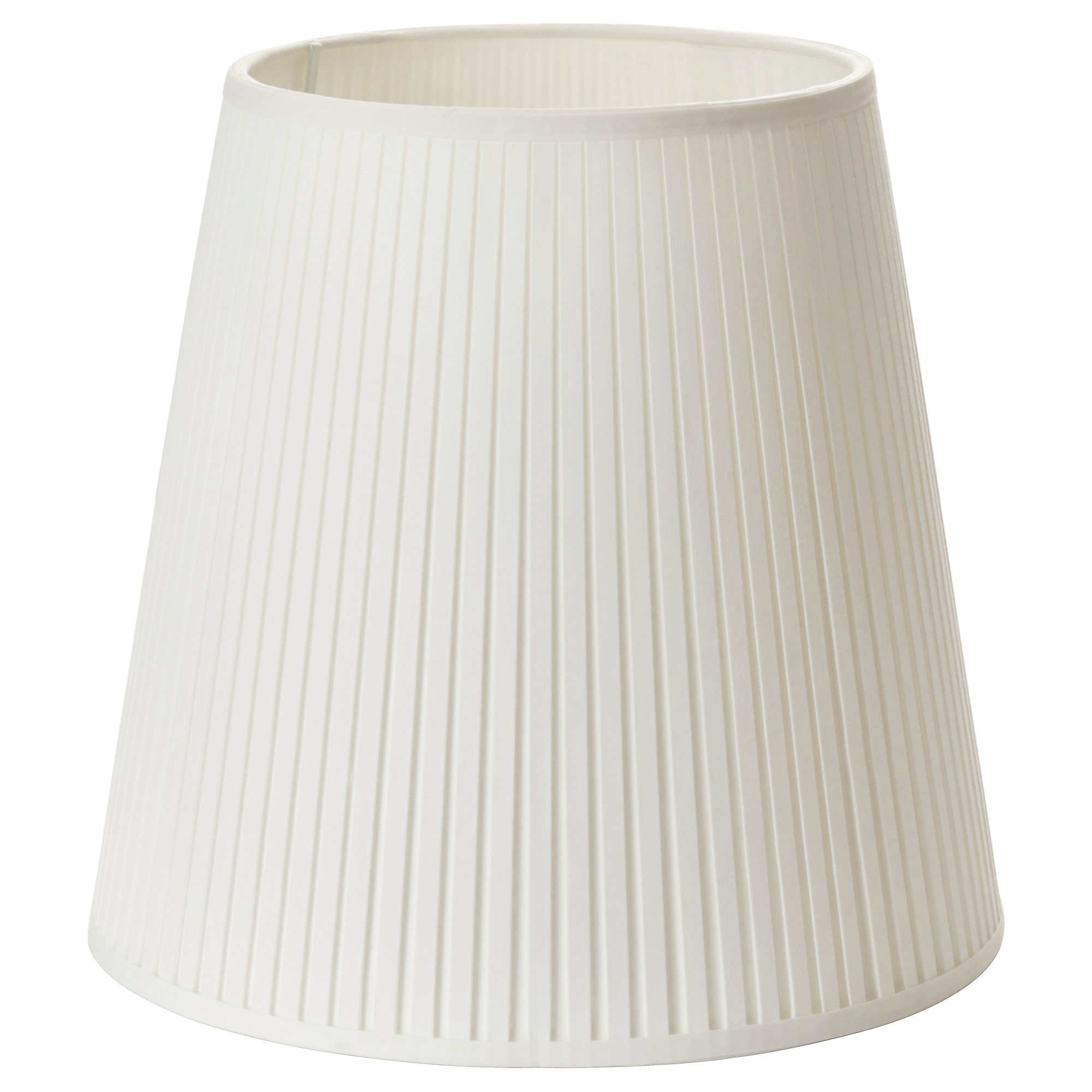 Lamp Shades & Bases - IKEA:EKÅS lamp shade, off-white Height: 13