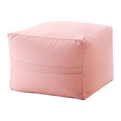 JORDBRO cover beanbag, Edum light pink