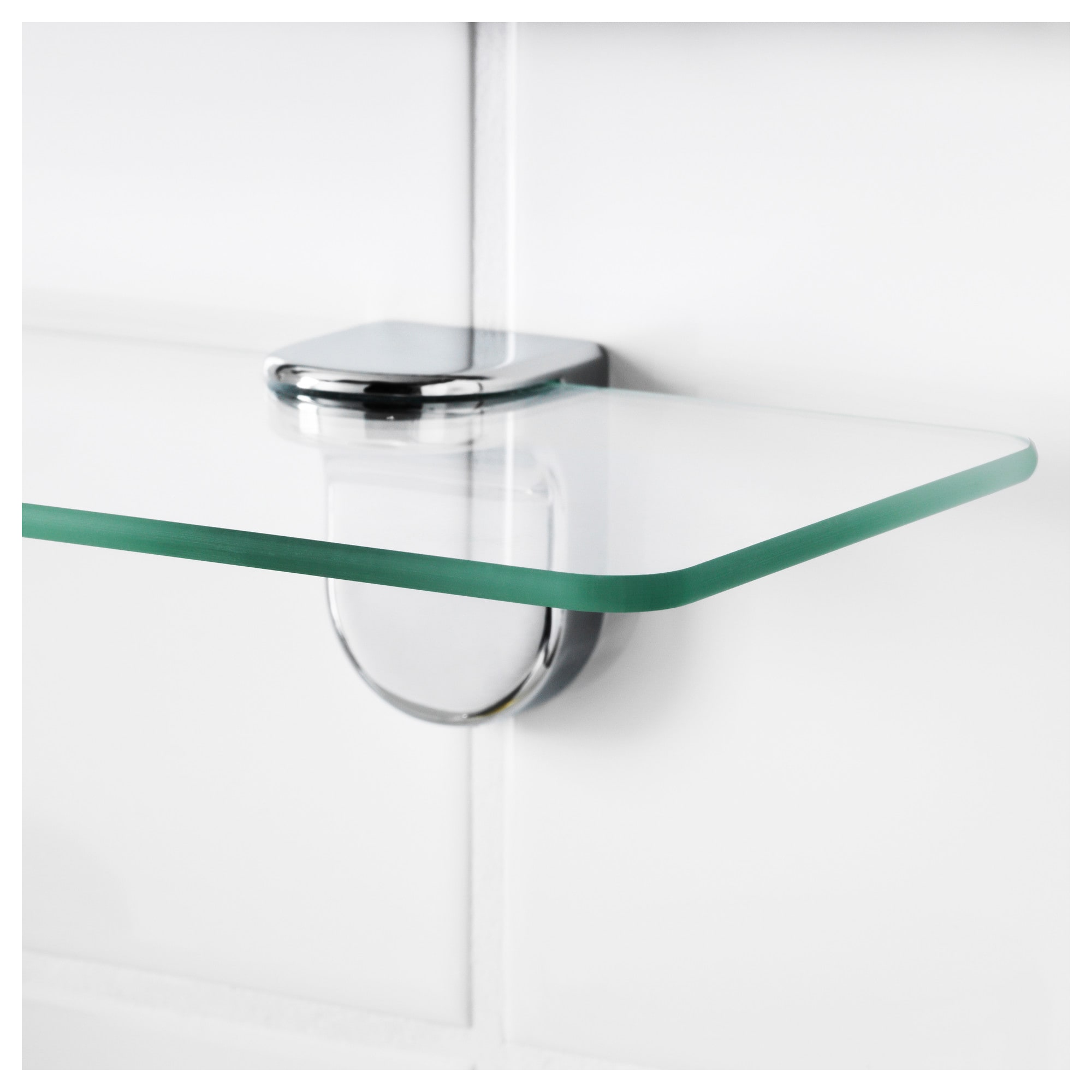 kalkgrund glass shelf