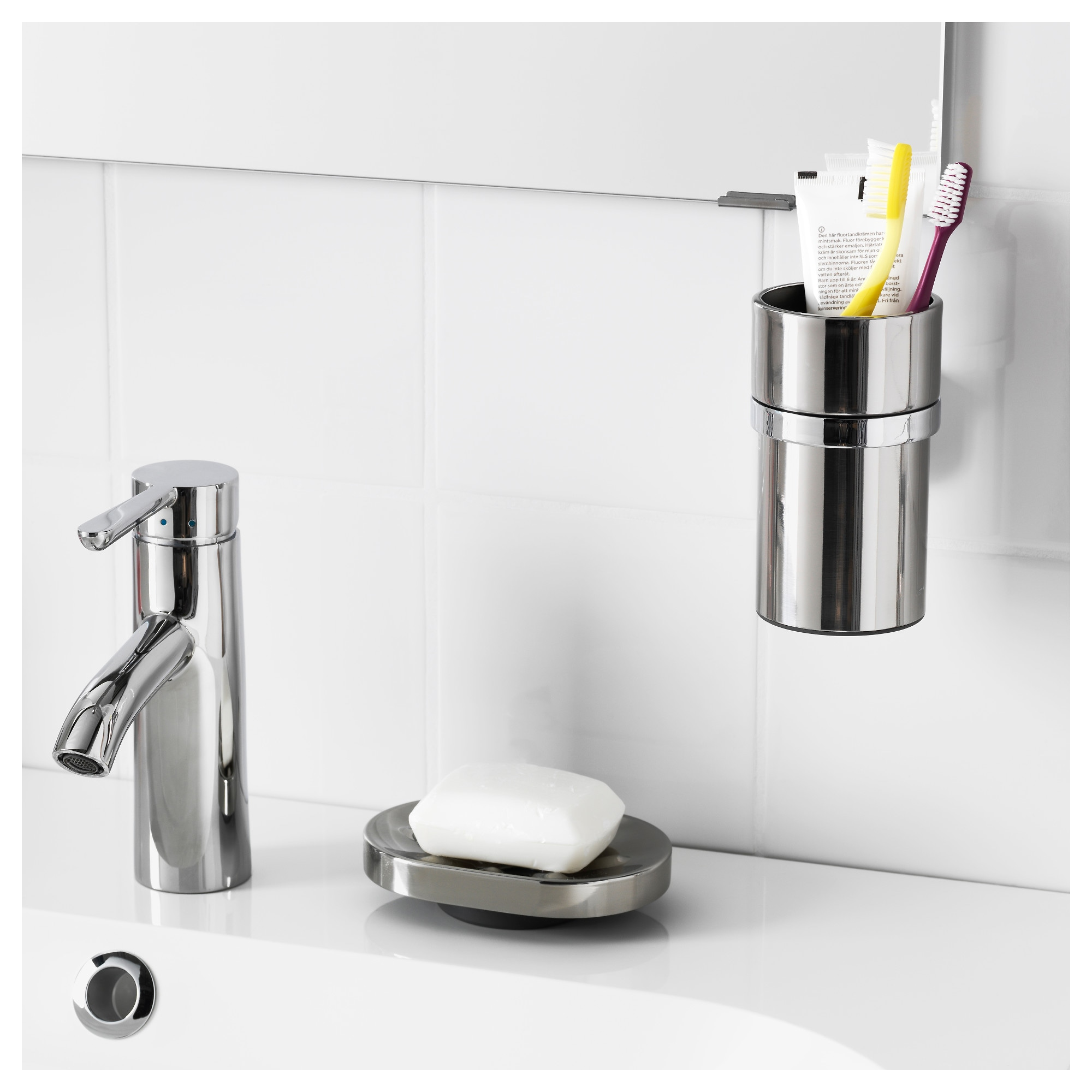 KALKGRUND Soap dispenser holder IKEA