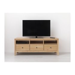 hemnes tv bank hellbraun 149x47 cm ikea. Black Bedroom Furniture Sets. Home Design Ideas