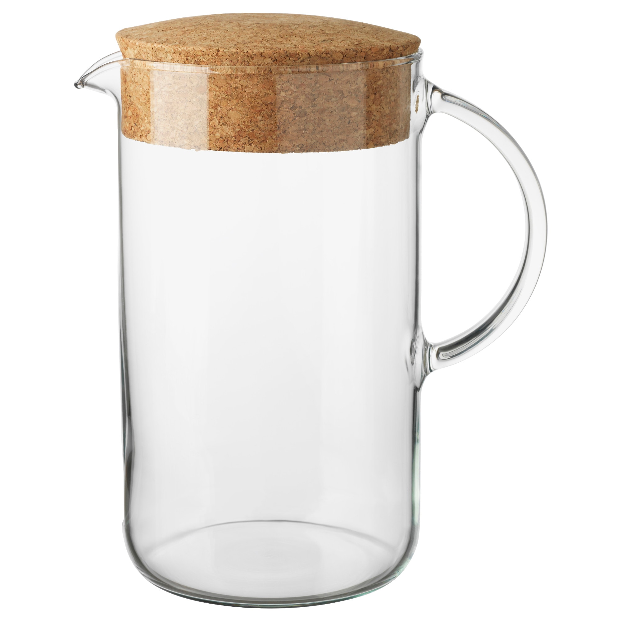 ikea  pitcher with lid  ikea -