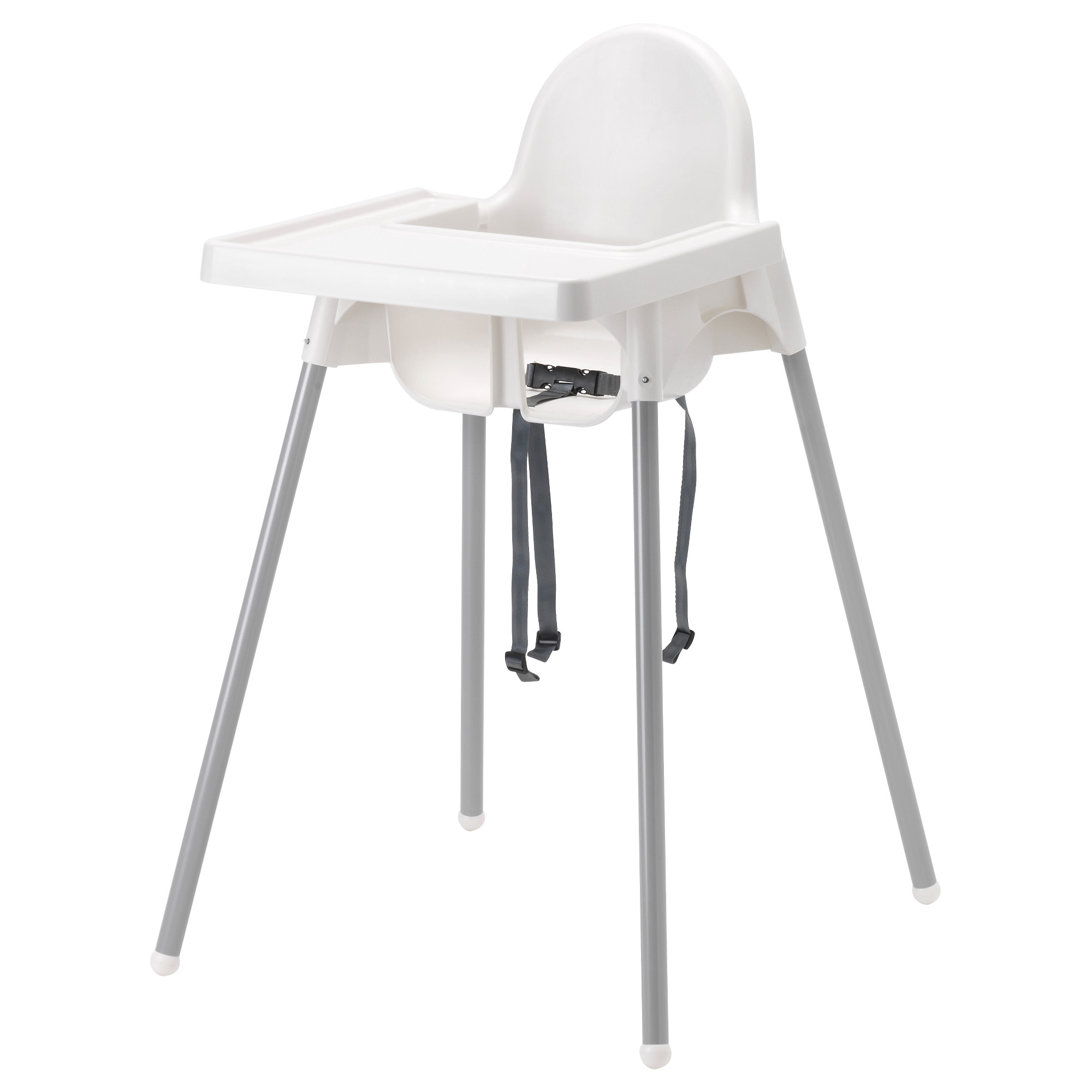 ANTILOP High chair with tray - IKEA