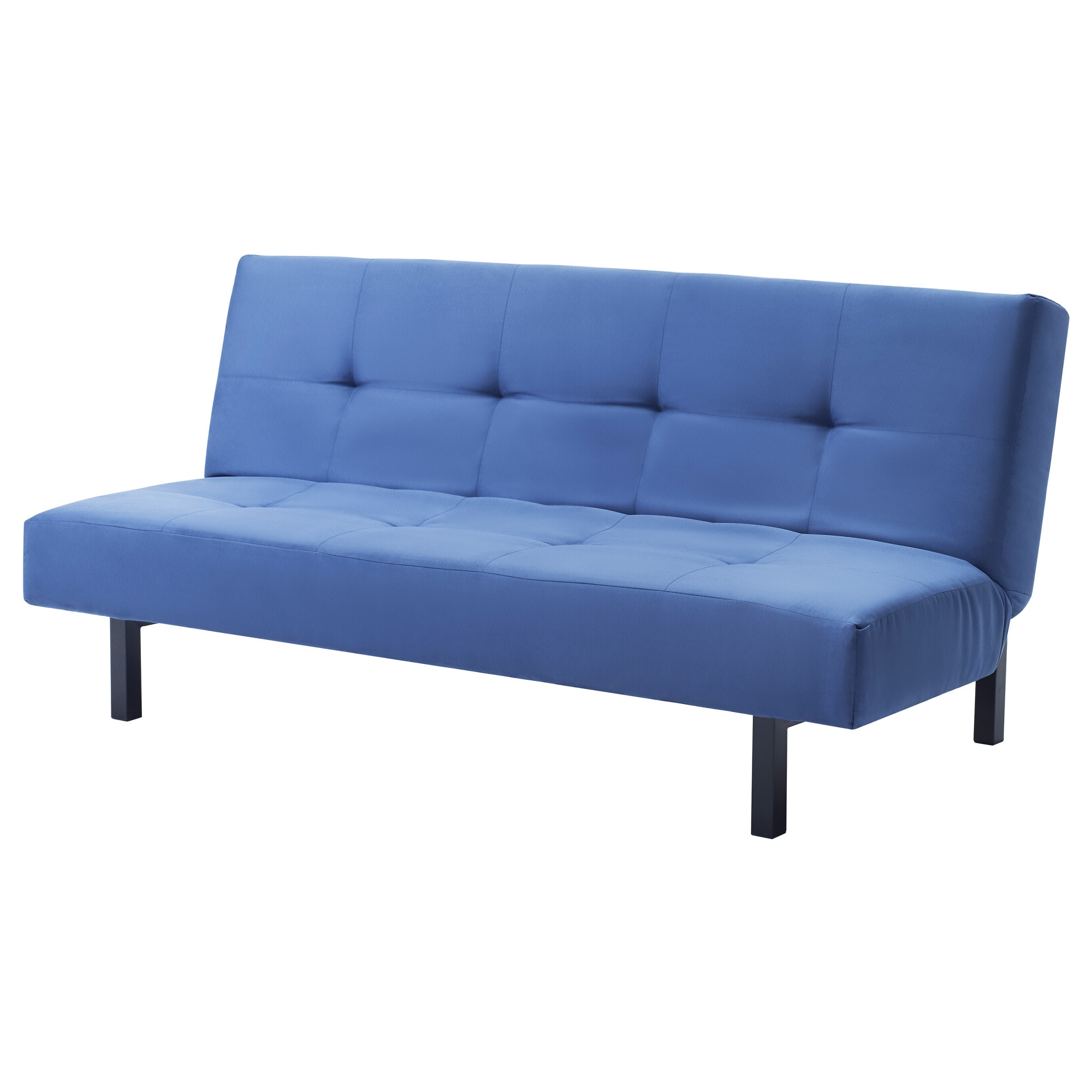 Balkarp Blue Sofa Bed Images