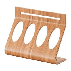 RIMFORSA holder for containers, bamboo