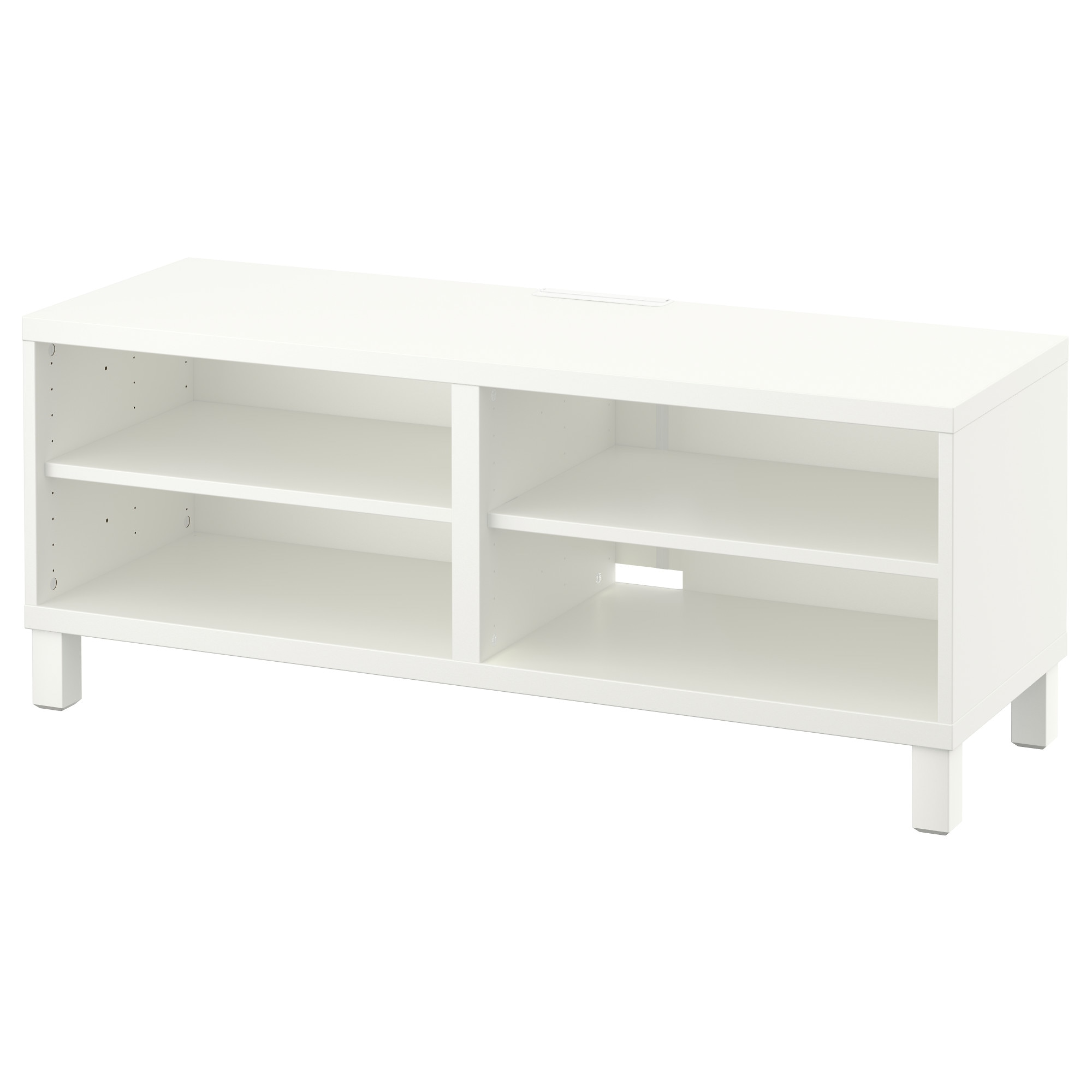 Besta Tv Unit White Ikea
