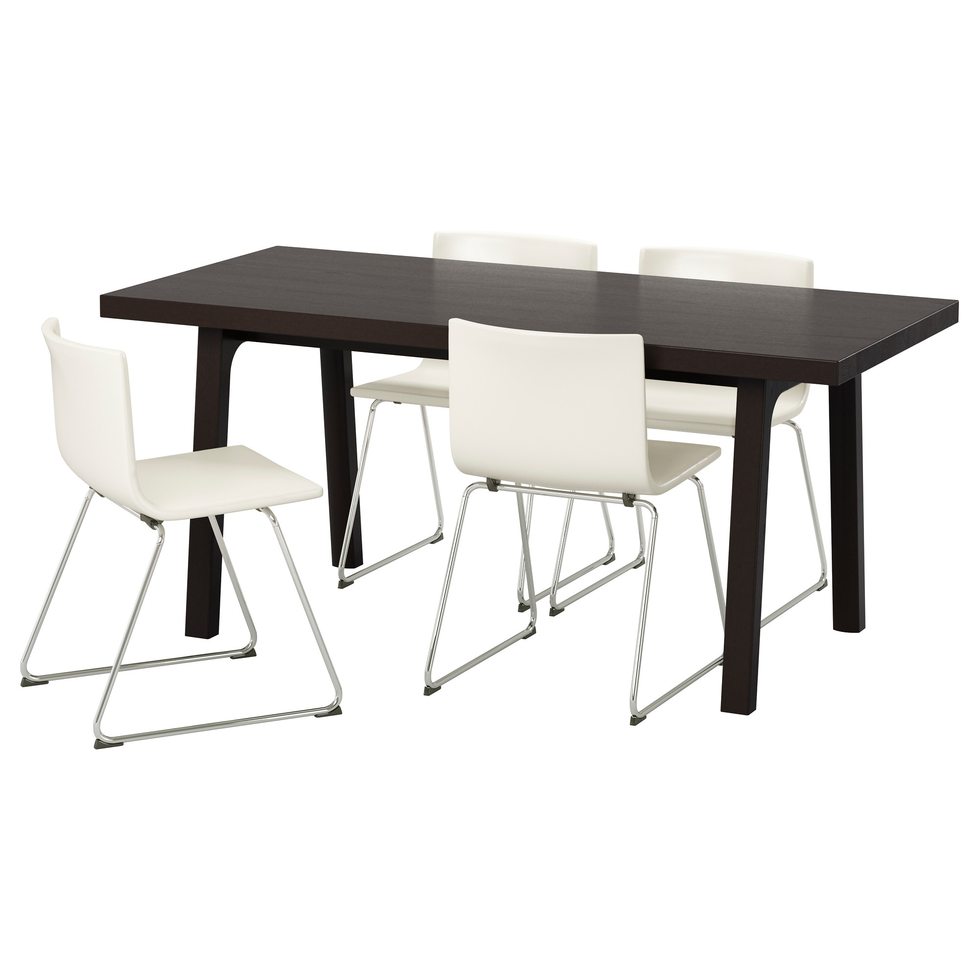 "V""STANBY V""STAN… BERNHARD Table and 4 chairs IKEA"
