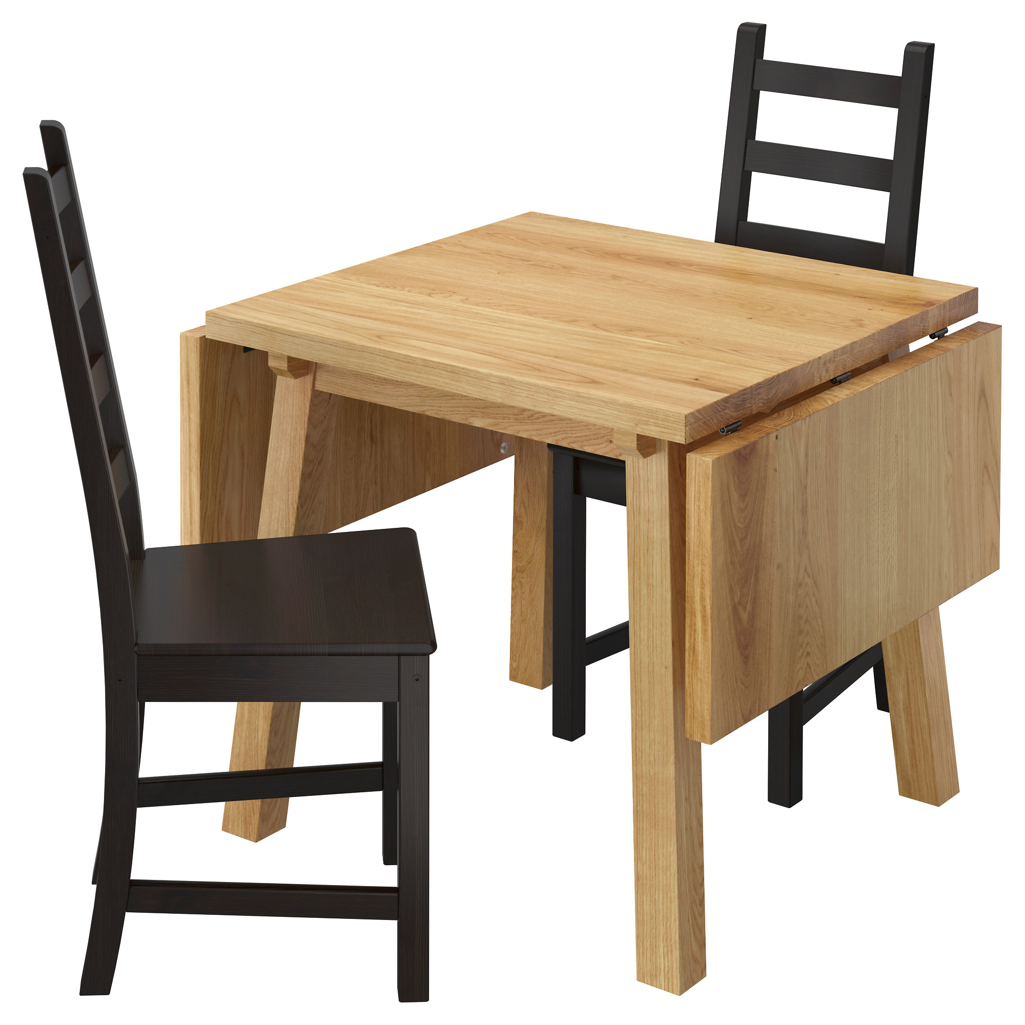 M–CKELBY KAUSTBY Table and 2 chairs IKEA