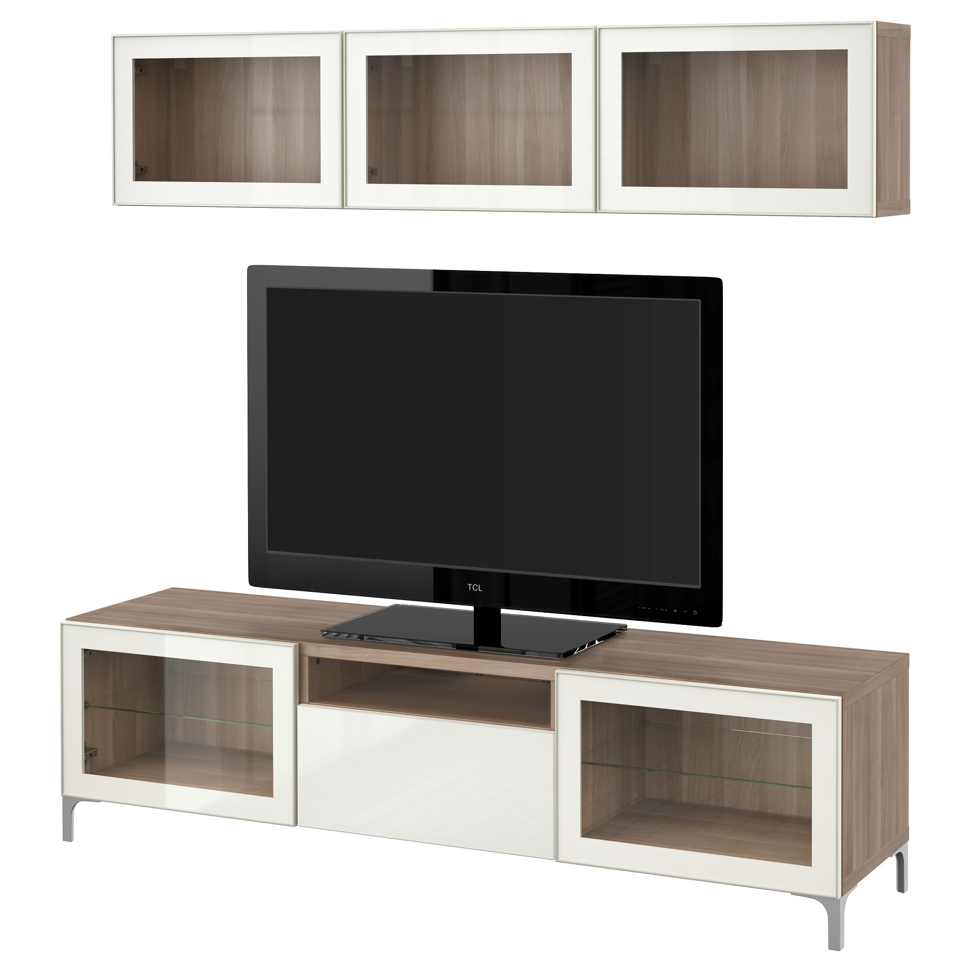 Endearing 90 media console ikea design decoration of tv for Tv media storage cabinet