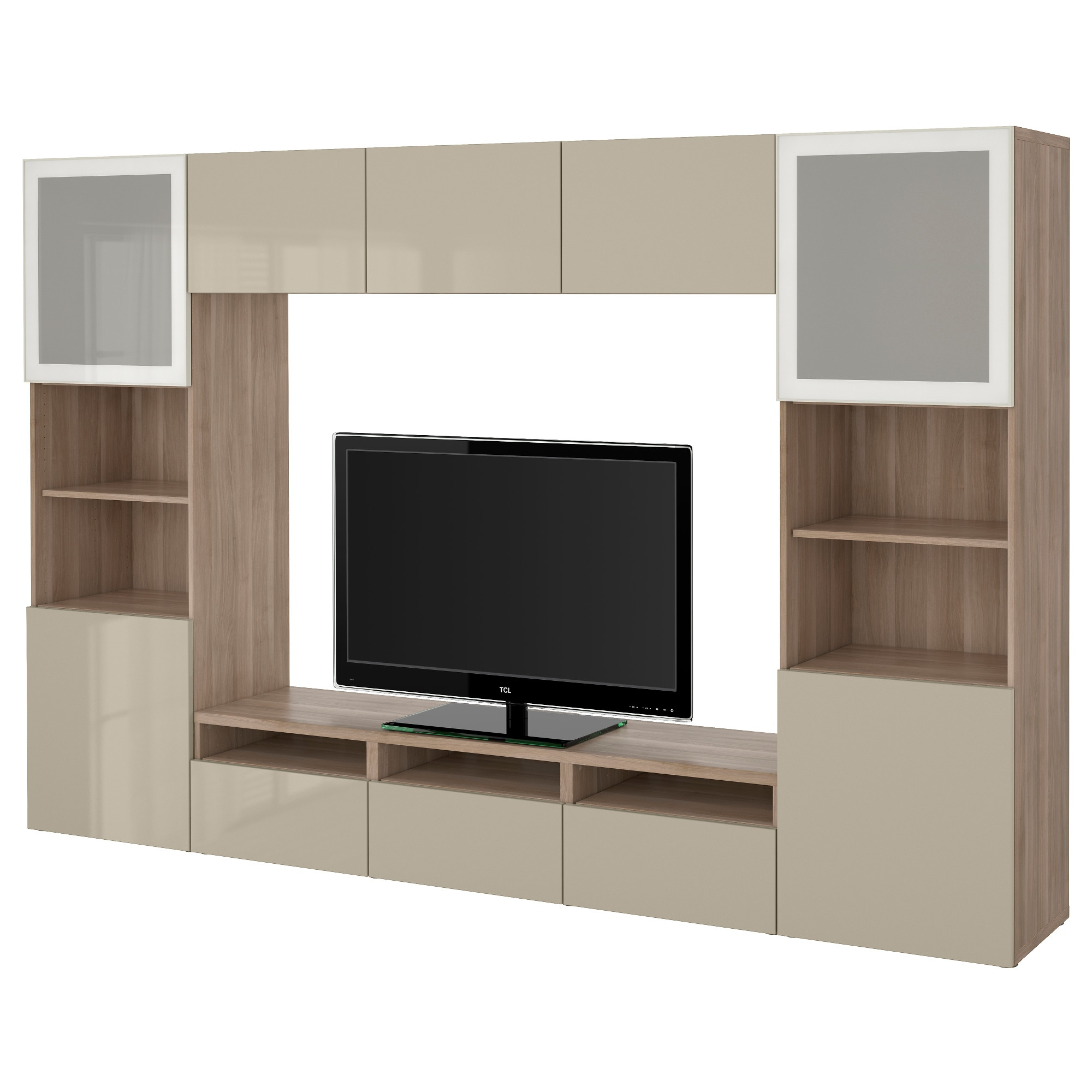 Ikea besta best livingroom storage system ikea ikea for Meuble tv armoire