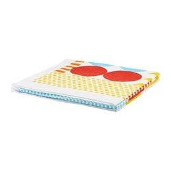 NIMMERN bath towel, multicolour