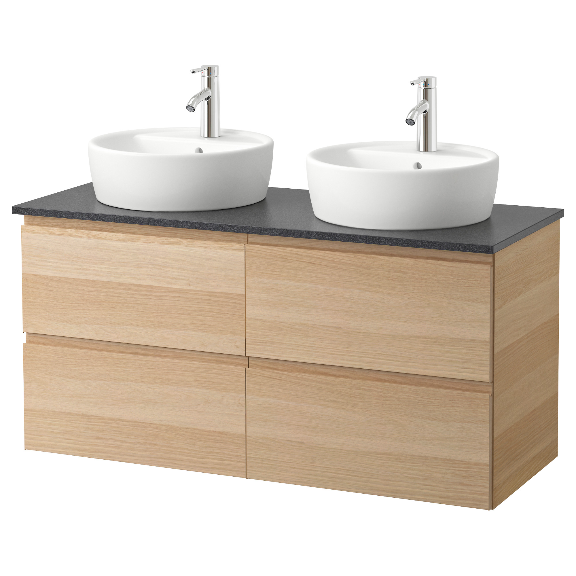Double vasque salle de bain dimension for Dimension meuble lavabo salle de bain