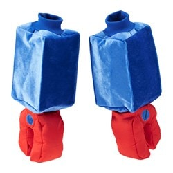 LATTJO, Robot arms, 1 pair, blue