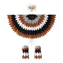 LATTJO, Eagle costume, multicolor