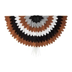 LATTJO, Eagle cape, multicolor