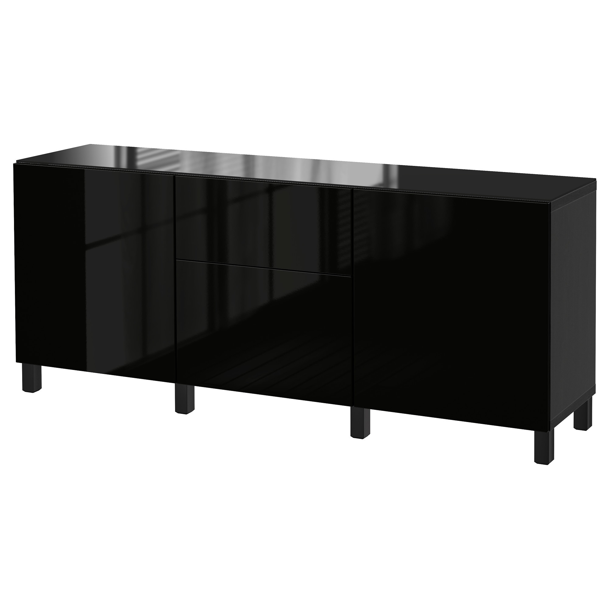 High Gloss Storage Cabinets Combinations Best System Ikea
