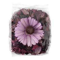 DOFTA potpourri, lilac, scented Net weight: 90 g