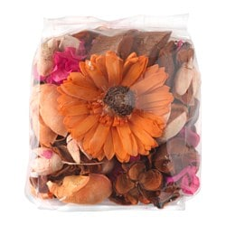 DOFTA potpourri, orange, scented Net weight: 90 g