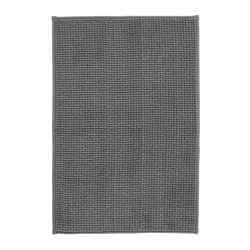 BADAREN bath mat, grey