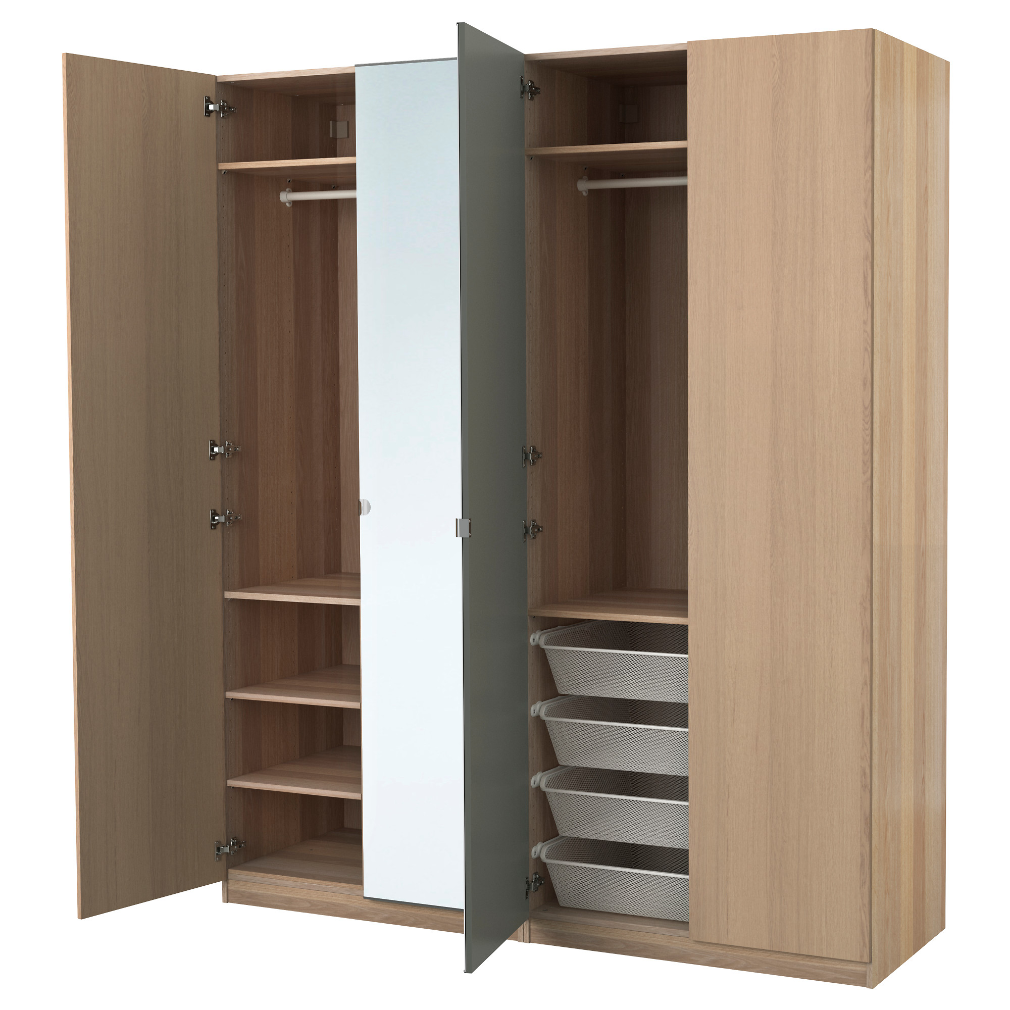 Attrayant IKEA PAX Armoire Penderie