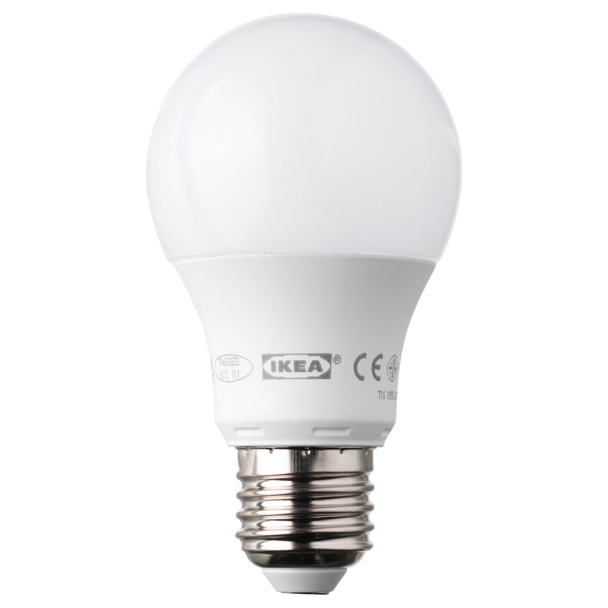 Light bulbs accessories lighting ikea ledare led bulb e27 400 lumen parisarafo Gallery